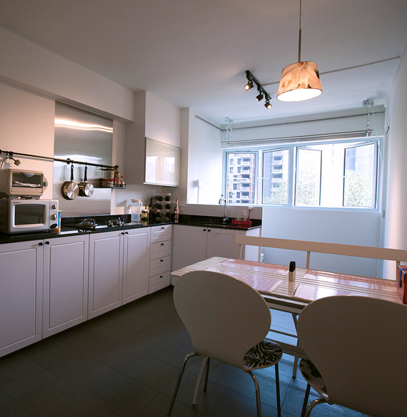 Resale HDB Kitchen & Bathrooms